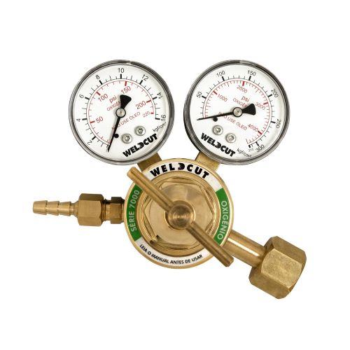 Reguladores de Pressão Série 7000 - Oxigênio