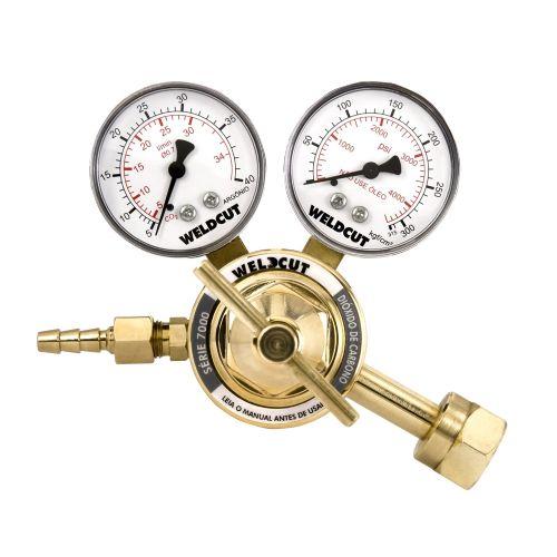 Reguladores de Pressão Série 7000 - CO2