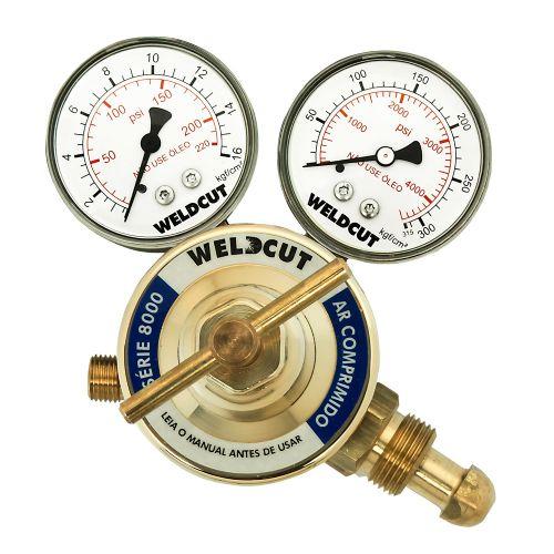 Reguladores de Pressão Série 8000 - Ar Comprimido