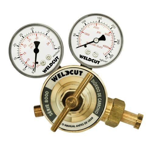 Reguladores de Pressão Série 8000 - CO2